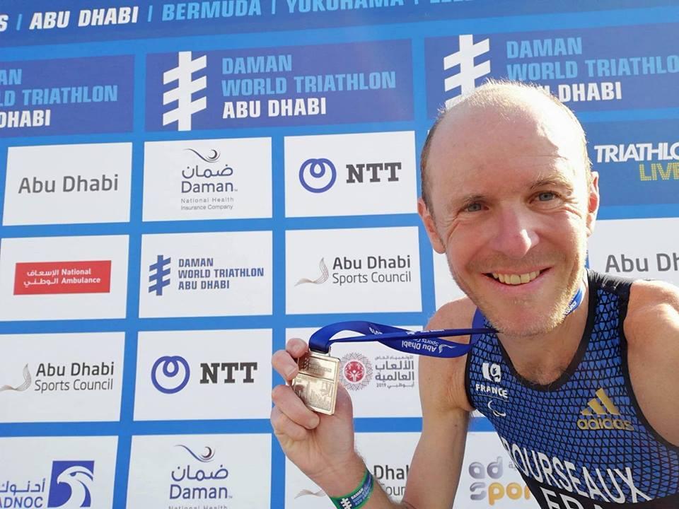 Yannick Bourseaux, super risultato alla WTS di Abu Dhabi!